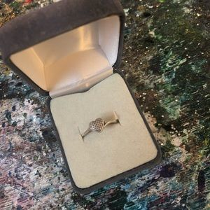 Jewelry - Sterling Silver Heart Ring